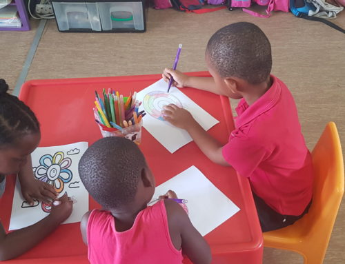 Isithebe Day Care Centre enriches local community